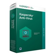 ПО Kaspersky Anti-Virus, 2 ПК/1 год. Лицензия, Box/коробка (KL1171RBBFS)