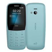 Мобильный телефон Nokia 220 DS Blue (TA-1155)