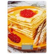 Весы кухонные Scarlett SC-KS57P45 рисунок