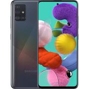 Смартфон Samsung Galaxy A51 2020 128Gb Black (SM-A515FZKCSER)