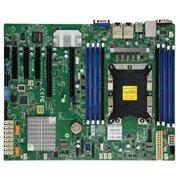 Материнская плата SuperMicro MBD-X11SPI-TF-O Soc-3647 iC622 ATX 8xDDR4 10xSATA3 SATA RAID iX722/X557 2х10GgbEth Ret