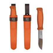 Нож Mora Kansbol (13505) оранжевый/красный