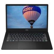 Ноутбук Haier A914 CDC  TD0030550RU N3350 4Gb eMMC 64Gb Intel HD Graphics 500 13,3 FHD IPS BT Cam 5000мАч Win10 Черный