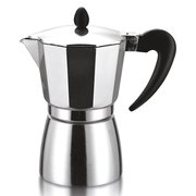 Кофеварка Italco Soft 0.240л алюминий серебристый (275600)