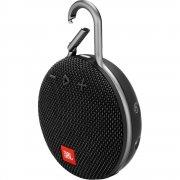 Портативная акустика JBL Clip 3, черный