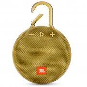 Портативная акустика JBL Clip 3, желтый